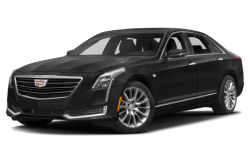 New 2017 Cadillac CT6