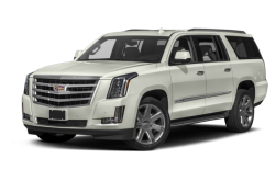 New 2017 Cadillac Escalade ESV
