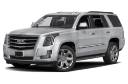New 2017 Cadillac Escalade
