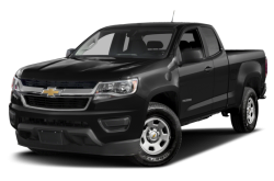 New 2017 Chevrolet Colorado