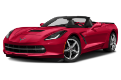New 2017 Chevrolet Corvette