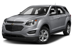 New 2017 Chevrolet Equinox