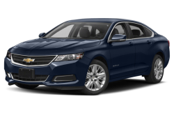 New 2017 Chevrolet Impala