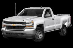 New 2017 Chevrolet Silverado 1500