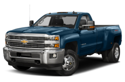 New 2017 Chevrolet Silverado 3500HD