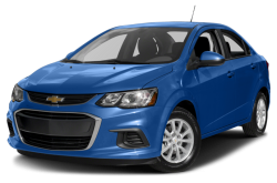 2017 Chevrolet Sonic Rebates And Incentives