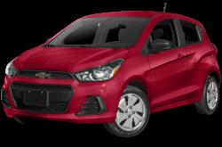 New 2017 Chevrolet Spark Exterior