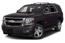 New 2017 Chevrolet Tahoe