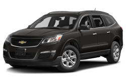 New 2017 Chevrolet Traverse