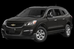 New 2017 Chevrolet Traverse