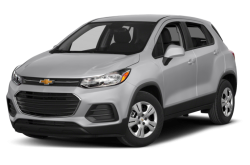 New 2017 Chevrolet Trax