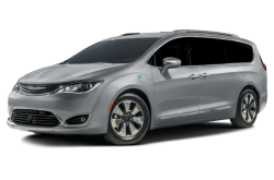 New 2017 Chrysler Pacifica Hybrid