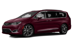 New 2017 Chrysler Pacifica