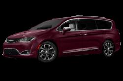 New 2017 Chrysler Pacifica