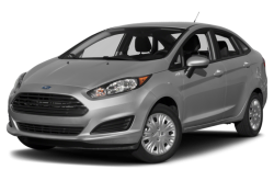 New 2017 Ford Fiesta Exterior