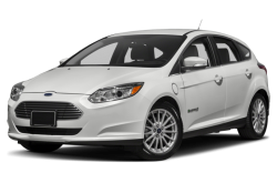 New 2017 Ford Focus Electric