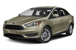 2017 Ford Focus Rebates And Incentives