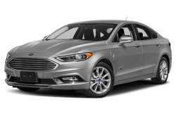 New 2017 Ford Fusion Energi