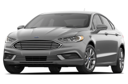 New 2017 Ford Fusion Hybrid