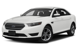 New 2017 Ford Taurus Exterior