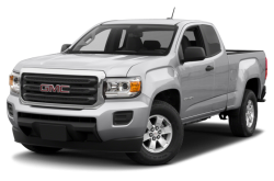 New 2017 GMC Canyon