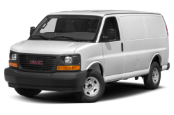 New 2017 GMC Savana 3500