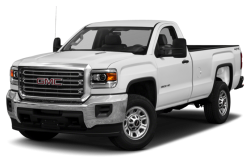 New 2017 GMC Sierra 3500HD