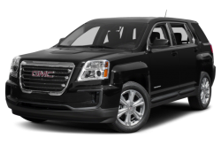 New 2017 GMC Terrain