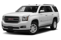 New 2017 GMC Yukon