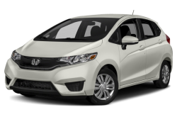 New 2017 Honda Fit