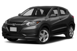 New 2017 Honda HR-V