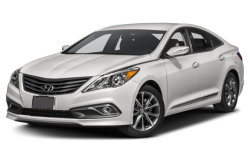 New 2017 Hyundai Azera