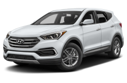 New 2017 Hyundai Santa Fe Sport