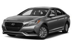 New 2017 Hyundai Sonata Hybrid