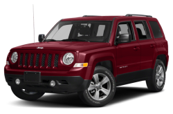 New 2017 Jeep Patriot