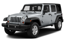 New 2017 Jeep Wrangler Unlimited
