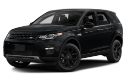 New 2017 Land Rover Discovery Sport