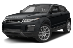 New 2017 Land Rover Range Rover Evoque
