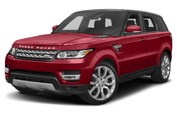 New 2017 Land Rover Range Rover Sport