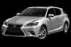 New 2017 Lexus CT 200h