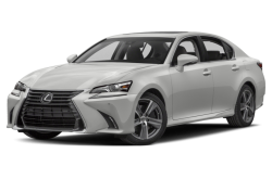 New 2017 Lexus GS 350