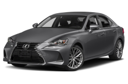 New 2017 Lexus IS 300