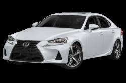 New 2017 Lexus IS 350