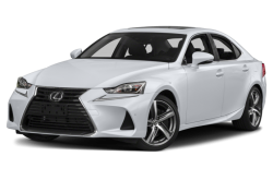New 2017 Lexus IS 350