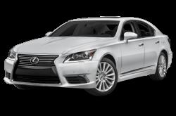 New 2017 Lexus LS 460