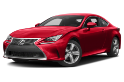 New 2017 Lexus RC 200t