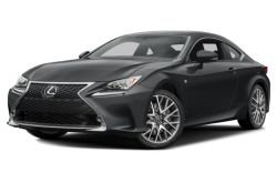 New 2017 Lexus RC 300