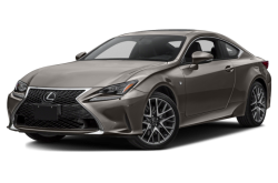 New 2017 Lexus RC 350