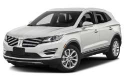 New 2017 Lincoln MKC Exterior