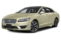 New 2017 Lincoln MKZ